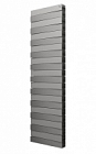 Royal Thermo PianoForte Tower 18 секций (Silver Satin)